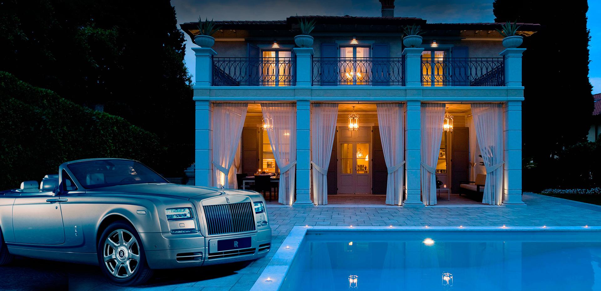 Luxury Villas - ЖИЛЬЕ В ГАРДА - ИТАЛИЯ